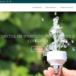 Inversiones minihidráulicas